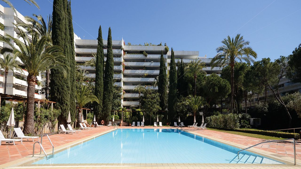 Luxury apartment second line beach in Don Gonzalo